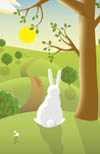 Rabbit on Hill